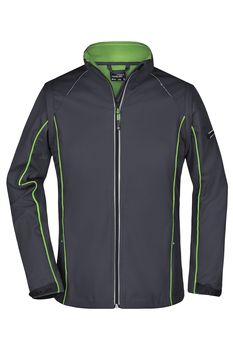 Ladies' Zip-Off Softshell Jack