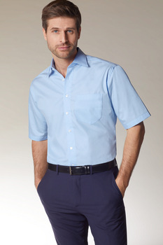 Men's Business Shirt SSL