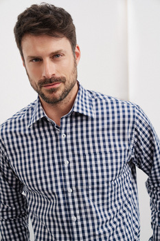 Men´s Checked Shirt