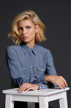 Women´s Denim Shirt