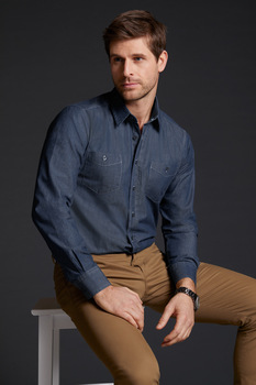 Men´s Denim Shirt