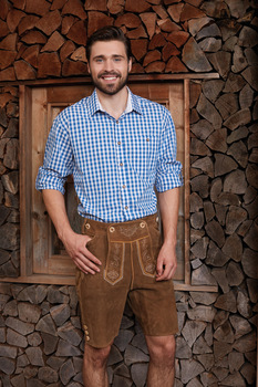 Men´s Traditional Shirt