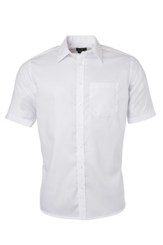 Men´s Shirt SSL Micro-Twill