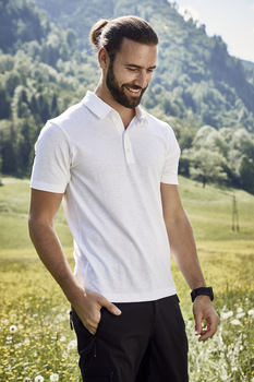 Men´s Slub Polo