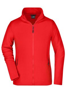 Ladies´ Basic Fleece Jacket