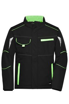 Workwear Softshell Padded Jack