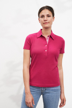 Women´s Plain Polo