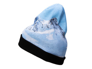 Sublimation Beanie Mountain