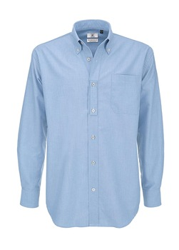 B&C Oxford LSL /Men