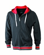 Men�s Baseball Hooded Jacket