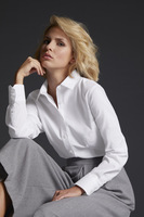 Ladies´ Shirt LSL Oxford