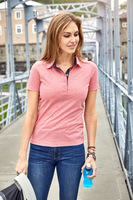 Ladies´ Polo Bicolor