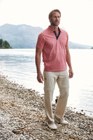 Men´s Polo Bicolor