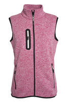 Ladies´ Knitted Fleece Vest