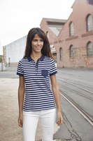 Ladies´ Polo Striped