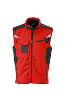 Workwear Softshell Vest
