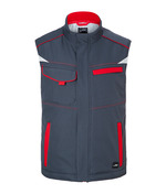 Workwear Softshell padded Ves