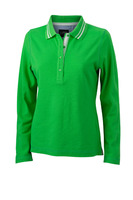 Ladie´s Polo Long-sleeved