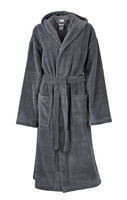 Funktional Bath Robe Hooded