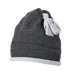 Knitted Fleece-Beanie