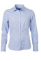 Ladies´ Shirt LSL Herringbone